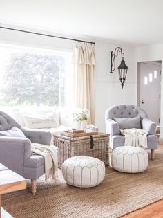 12 Beautiful Farmhouse Decorating Blogs to Follow on domino.com
