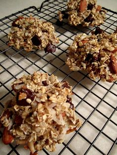 Gluten free healthy granola snack