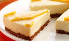 Torta gelada de leite condensado -