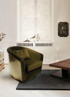 5 wunderbaren Samt Möbel für den perfekten Herbst > Entdecken diese 5 wunderbaren Samt Möbel und lassen Sie sich inspirieren! | samt möbel | herbs | innenausstattung #dekoideen #wohndesign #samtmöbel Lesen Sie weiter: http://wohn-designtrend.de/wunderbaren-samt-moebel-fuer-den-perfekten-herbst/