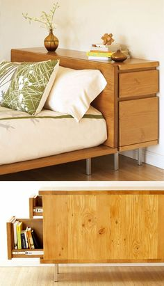 Bedroom Storage For Small Rooms - Unity Fashion Bedroom Storage For Small Rooms, Home Furniture, Furniture Design, Pallet Furniture, Small Bedroom Furniture, Headboards For Beds, Bed Headboard Storage, Bed Storage, Bed Design