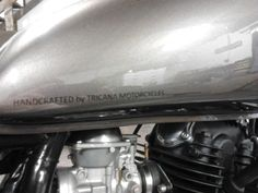 Tricana Saudade Master Chief, Motorcycles, Motorbikes, Motorcycle, Choppers, Crotch Rockets