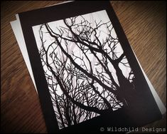 Commercial & Personal Use  Beautiul Haunting by WildchildDesigns77