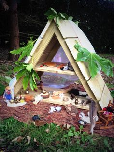 Enchanted manor ~ early years training ~ outdoor play