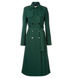 On St. Patrick's Day 2014, Kate Middleton chose to wear the emerald green Persephone trench coat by Hobbs London. Find out more >>