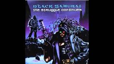 Black Samurai - Out Of Darkness (The Struggle Continues) 2000