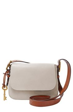 Fossil 'Small Harper' Leather Crossbody Bag available at #Nordstrom