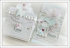 Paper Girl Crafts: ~Celebrating Love Day~ Before I get to my projects...
