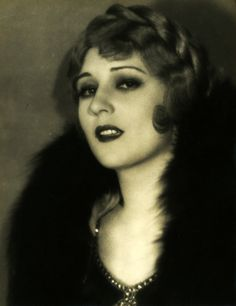 Jacqueline Gadsden, 1920's (1900-1986). American film actress during the silent era of Hollywood.