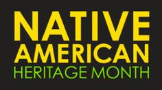 Native American Heritage Month 2016 resources at The Horn Book's blog Out of the Box, November 30th, 2016
