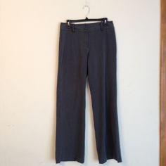 Solid Grey Dress Pants Women's 4. Solid grey. Modern fit. Worthington Pants