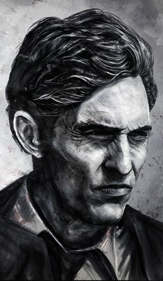 Rust Cohle I True Detective