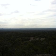 Wimberly Texas for miles and miles