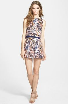 9af26dbe5a4 Sophie Rue Floral Top  amp  Pleated Skirt available at  Nordstrom Floral  Tops