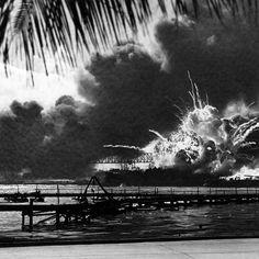 Segunda Guerra Mundial: Japão desafia Estados Unidos