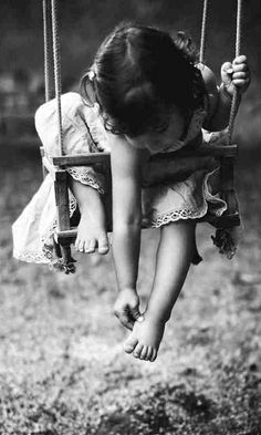 Girl in vintage swing going to get my dad to build a replica :) for miss Vic