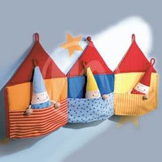 Muñecos de tela para bebes :lodijoella