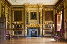 Gilded Room, Tredegar House, UK.