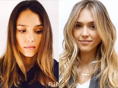 Jessica Alba Goes Blonde (and Shares a Great Video of Her Entire Transformation) http://stylenews.peoplestylewatch.com/2014/11/17/jessica-alba-dyes-hair-blonde-photos-instagram/