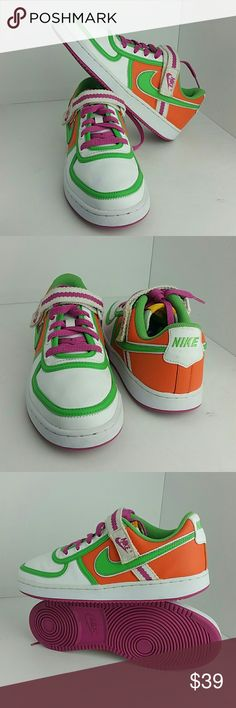 NIKE VANDAL LOW WOMEN SHOES VERY CLEAN INSIDE-OUT   SKE # KM6 NIKE Shoes Athletic Shoes