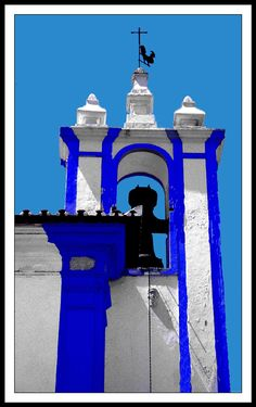 Bell-tower in Alentejo, Portugal Copyright: Roger Godet