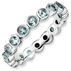 Sterling Silver Stackable Expressions Aquamarine Ring, Size 5  Product ViewSee larger image and other views (with zoom)Product ScreenshotsCheck All OffersAdd to Wish ListCustomer ReviewsDescriptionSterling Silver Stackable Expressions Aquamarine Ring (Polished, http://ecx.images-amazon.com/images/I/51YNn6XfjqL._SL300_.jpg http://electmejewellery.com/jewelry/rings/stacking/sterling-silver-stackable-expressions-aquamarine-ring-size-5-com/