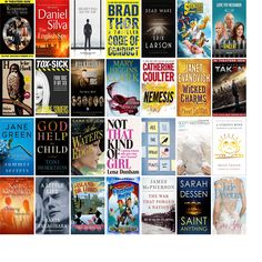 """Wednesday, July 15, 2015: The Corbin Public Library has 22 new bestsellers, 12 new videos, 34 new audiobooks, one new music CD, 52 new children's books, and 241 other new books.   The new titles this week include """"Kingsman: The Secret Service,"""" """"The English Spy,"""" and """"Fifty Shades of Grey."""""""