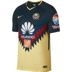 17 18 Nike Club America Home Jersey Football Kits 7b196db03