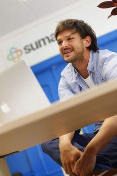 """Tomás Santoro, emprendedor: """"Puedes crear una empresa con 100 euros y en tres días"""""""