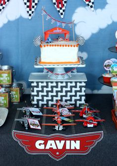 Wants and Wishes: Party planning: Disney Planes Birthday party