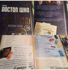 Oh I love this book !! How to be a Timelord ❤️✨