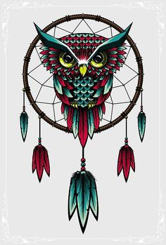 Owl Illustrations & Artworks  http://abduzeedo.com/owl-illustrations-artworks  #owls #illustrations