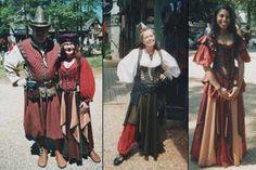 moresca renaissance clothing - Google Search