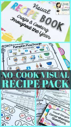 50 No-Cook Visual Re