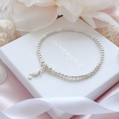 £18 • This bracelet features a sterling silver seahorse charm which is worn as a symbol of protection, power and good luck. Wear alone or stacked to release your inner bohemian princess. Dainty Bracelets, Dainty Jewelry, Beaded Bracelets, Stacking Bracelets, Bumble Bee Necklace, Tree Of Life Bracelet, Rose Quartz Heart, Butterfly Jewelry, Rose Gold Plates