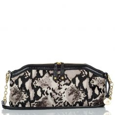 I would SOOOO date you with this clutch ;-) #mybrahminstyle..... the #brahmin audrey clutch #fall2012