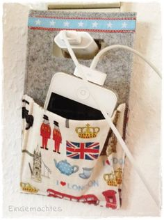 Mobile Phone Holder * charger * London *