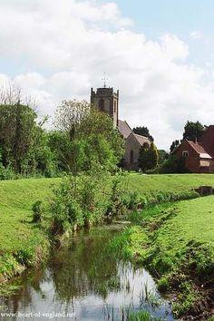 Heart of England: Long Itchington