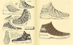 Brett Golliff – Nike Elite Sketches
