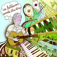 Eric Hutchinson Album Covers   Eric Hutchinson's Sound Like This   the BEST album covers EVER