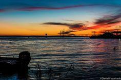 Sunset in Manaus #Brazil |  Photo By - Daniel Figueiredo