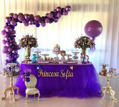 first birthday food Princess Sofia Birthday, Rapunzel Birthday Party, Sofia The First Birthday Party, 2nd Birthday Parties, Princess Party, 4th Birthday, Barney Birthday, Hawaiian Birthday, Ballerina Party