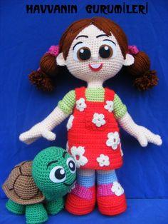 Stuffed Animal Patterns, Dinosaur Stuffed Animal, Crochet Doll Pattern, Hello Dolly, Crochet Animals, Doll Patterns, Roses, Projects, Crochet Dolls