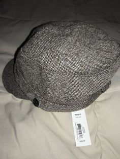 2ecaebdf4b628 Apt 9 Brown Tweed Cadet With Buttons tags still on msrp 28.00  fashion   clothing  shoes  accessories  womensaccessories  hats (ebay link)