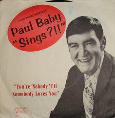 <3  Paul Baby