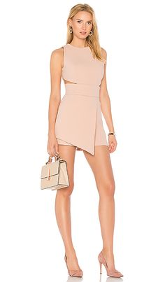 Shop for Misha Collection Clara Romper in Blush Pink at REVOLVE. Free 2-3 day shipping and returns, 30 day price match guarantee.