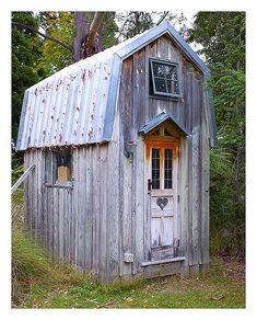 Tall Shed ♥