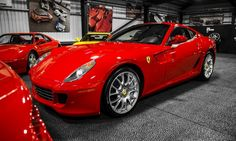 Ferrari 599 GTB F1 for sale! Seller - Kahn Automobiles  2007 | 19,883 miles | £89,995