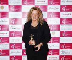 The course leader for DMU's renowned Contour Fashion degree, Gillian Proctor, is to celebrate the best of the best in the industry as a judge at the UK Lingerie Awards later this year.