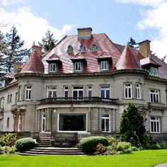 Pitthock Mansion in Portland
